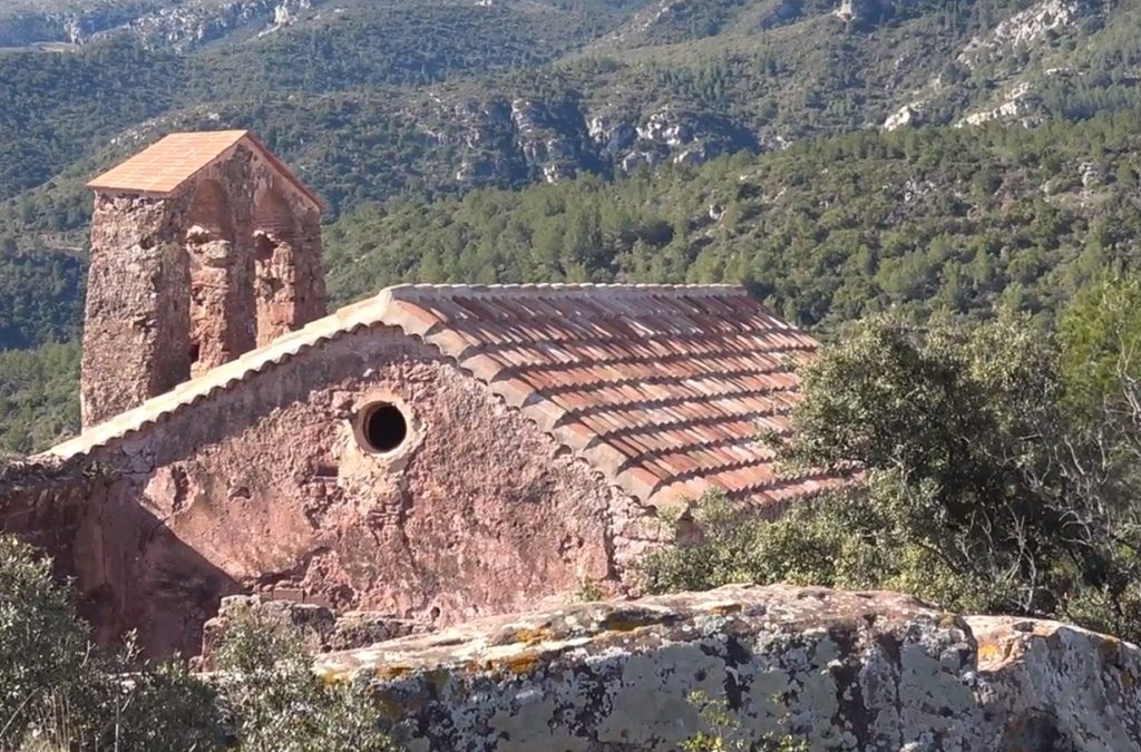 Castillo Eramprunyà
