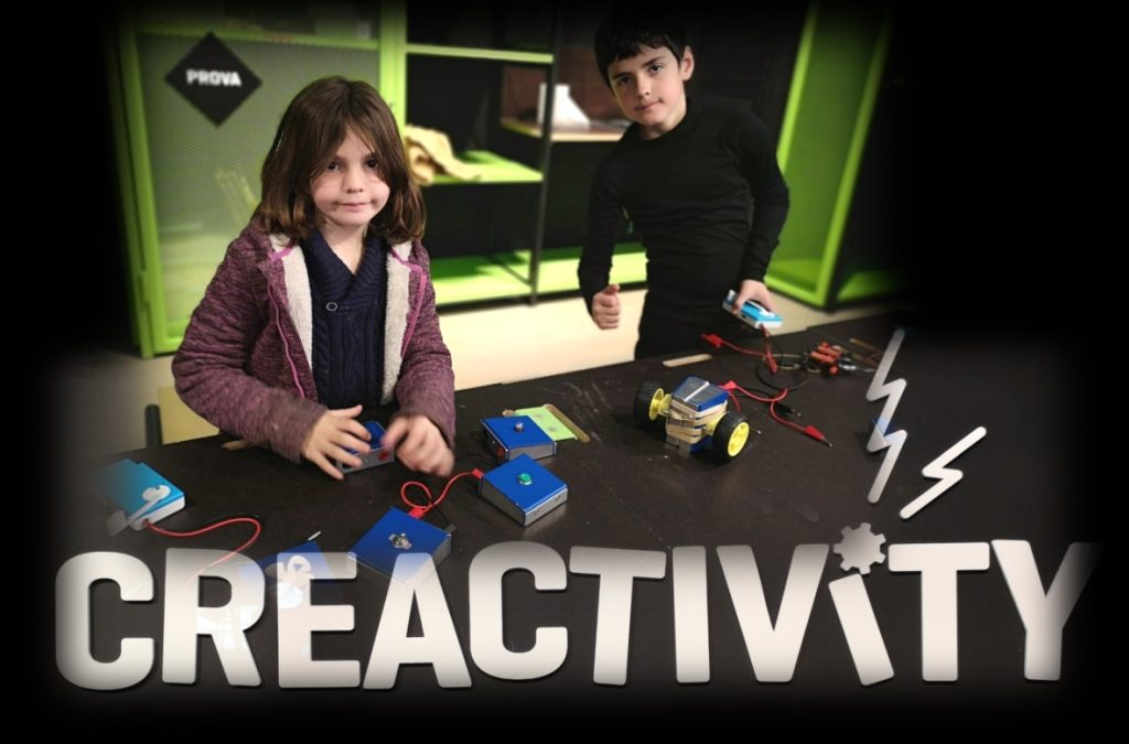 Creactivity Cosmocaixa