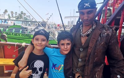 Barco Show Pirata