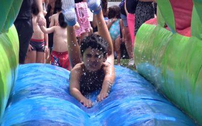 Fiesta del agua Viledacans