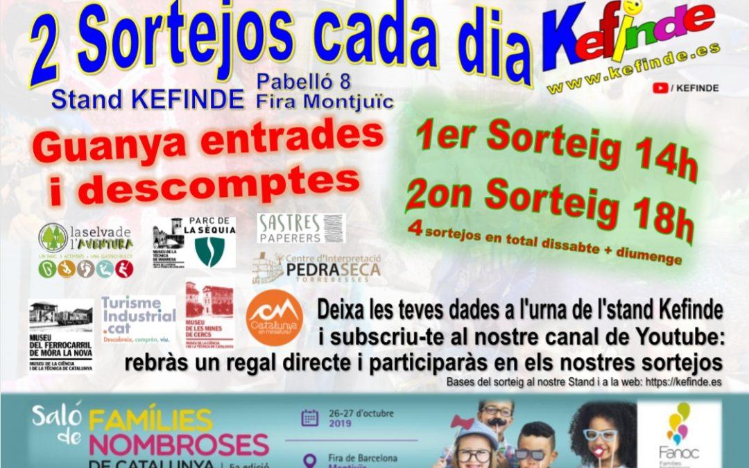 Sorteo KEFI Fanoc 2019