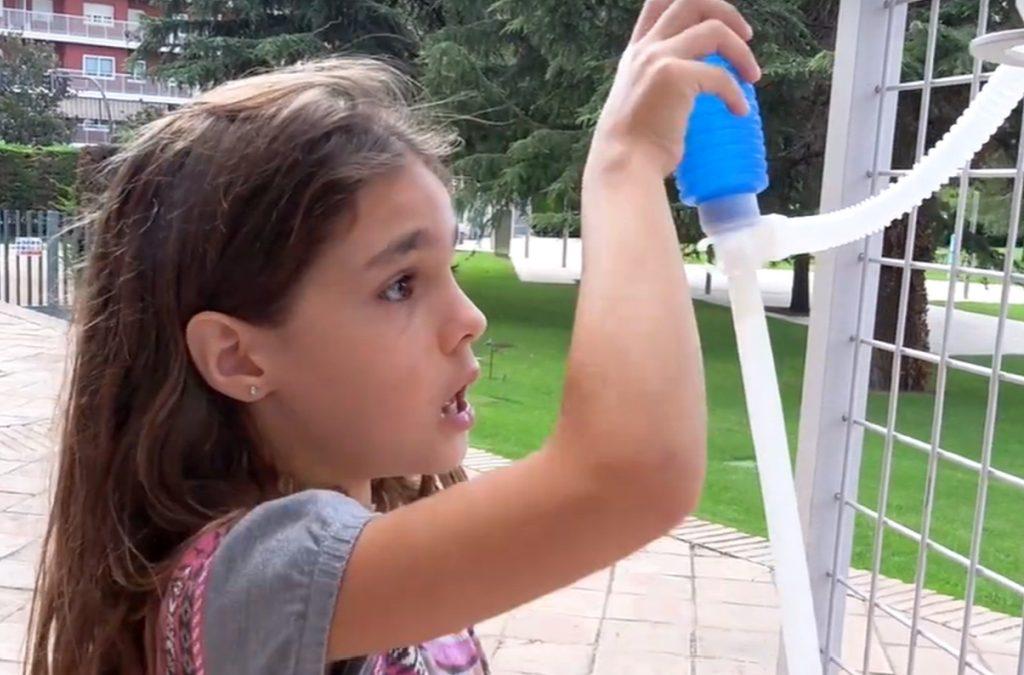 Taller «La Factoria de l'aigua» museo Agbar