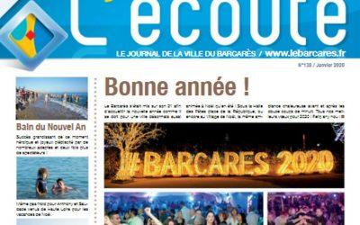 Revista Écoute a Le Barcarès