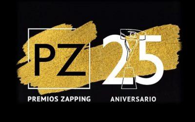 Kefinde particia en els Premis Zapping