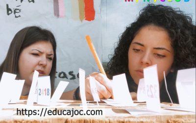 TALLER EDUCAJOC CONSTRUIMOS JUEGO CAMPING KEFINDE YO ME QUEDO EN CASA