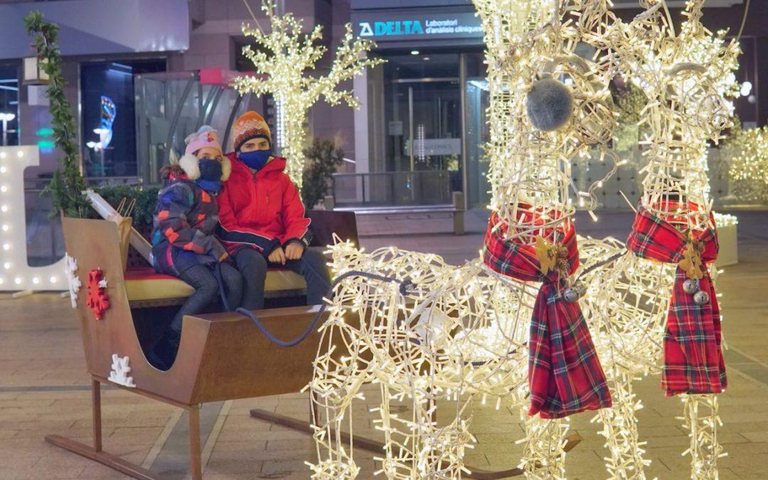 Navidad Andorra Poblet Nadal 2020