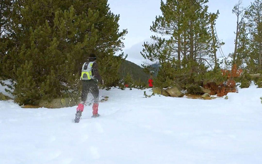 Navidad Andorra 2020 Raquetas Nieve
