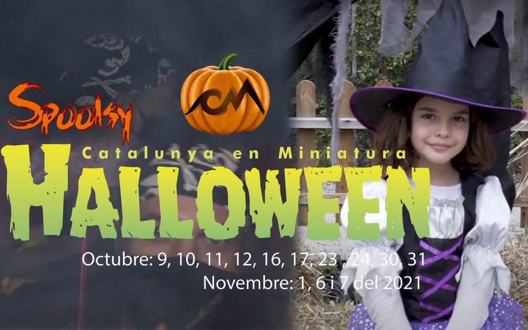 Halloween dia a Catalunya Miniatura